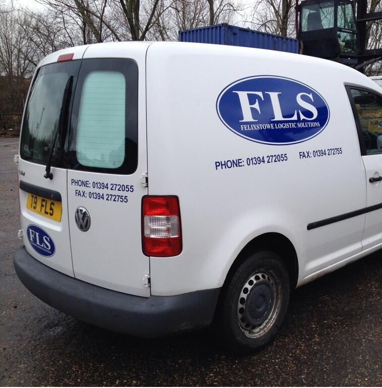 Felixstowe logistic Solutions - Suffolk